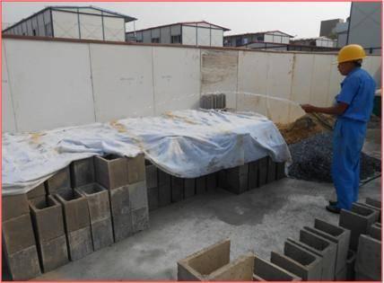 二次结构构造柱免支模与砌体免开槽施工工艺