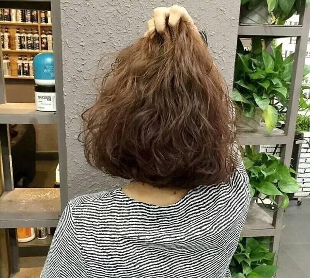 """2018狗年最新流行的""""泰迪卷发""""发型图片!图片"""