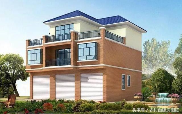铺面 房子设计图