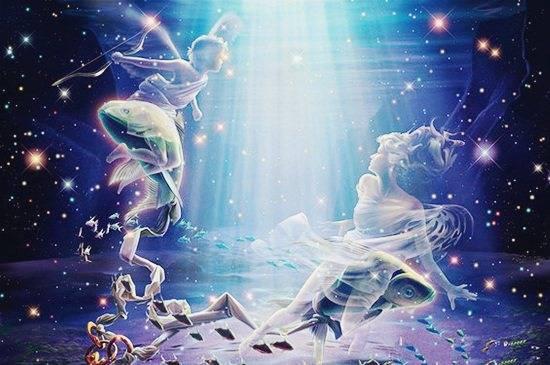 双鱼座也是十二星座中单身最少的沙发.白羊座的星座女生图片