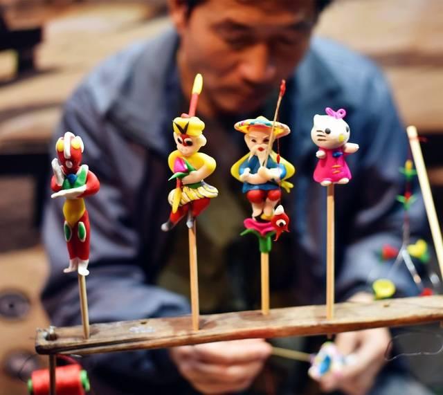 童年的記憶——氣槍射擊,飛鏢達人,七彩風箏,還有紐扣花藝,燈籠彩繪圖片
