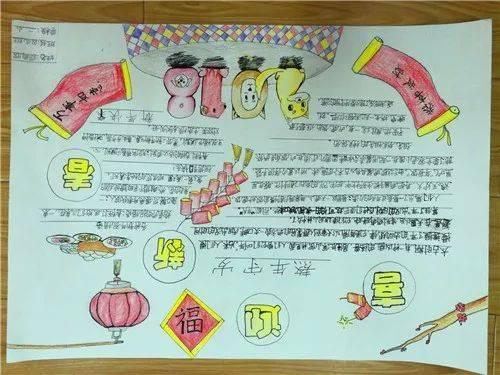 开学了,播州区第一小学的孩子们带来了一幅幅绘画,手抄报,摄影作品.图片