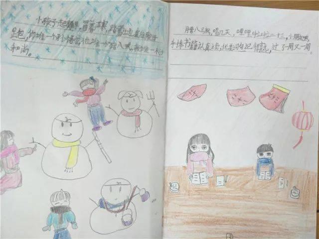 所有家长,经典阅读,研学实践……你家娃的寒假作业博古通今,创意十足图片