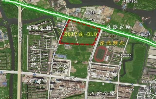 2方 地块位置:嘉兴科技城,东至亚欧路,南至茶士港,西至亚美路,北至