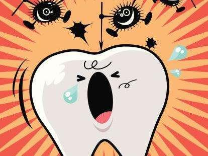 为什么我老蛀牙啊,医生说我天生牙质不好,怎么办