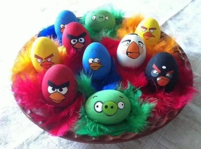 【蛋型手工】创意鸡蛋手工,和鸡蛋宝宝玩到high!