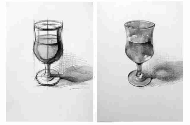 洋葱 02  玻璃,塑料质感  主要包括玻璃杯,瓶,盘等 这一类有光泽图片