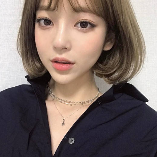 2018女生最流行的短发发型图片 2018短发最新发型女生