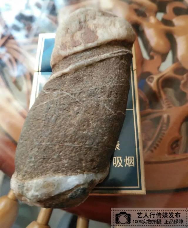 想男人鸡巴_这块石头因为酷似男人某个部位而出名 天然阳具造型奇石 栩栩如生