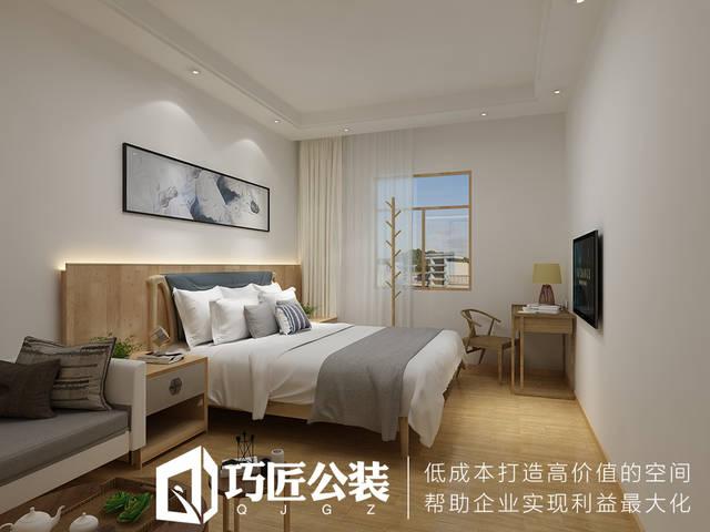 云南昆明最美的精品酒店装潢装修设计效果图图片