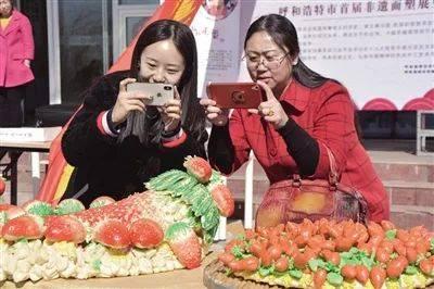 【约起】过个不一样的周末!①呼和浩特第二届草莓文化节开幕啦!吃草莓去~②饕餮福利 呼和浩特龙鱼论坛 呼和浩特龙鱼第4张