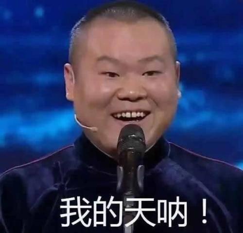 作为表情包界的达人,网友只要听到岳云鹏的声音就会忍不住发笑,更别说图片