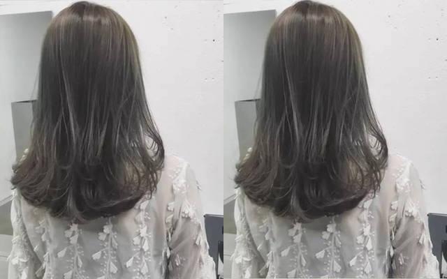 黑灰色还有一个非常好的优势就是可以改善你的发质,让你的头发看起来