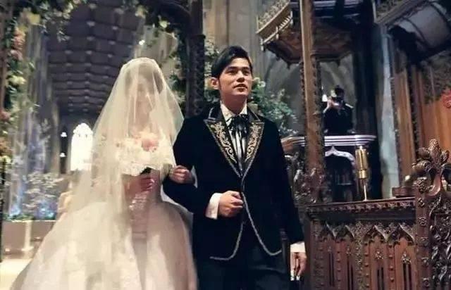 最童话的婚礼——昆凌和周杰伦 周杰伦与昆凌的婚礼,在欧洲的一个