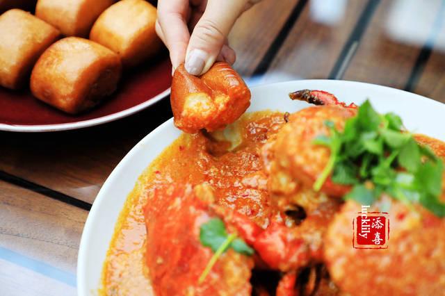 """【杭州美食生活】舌尖上的 """"狮城""""——杭州凯悦酒店咖啡厅新加坡美食"""