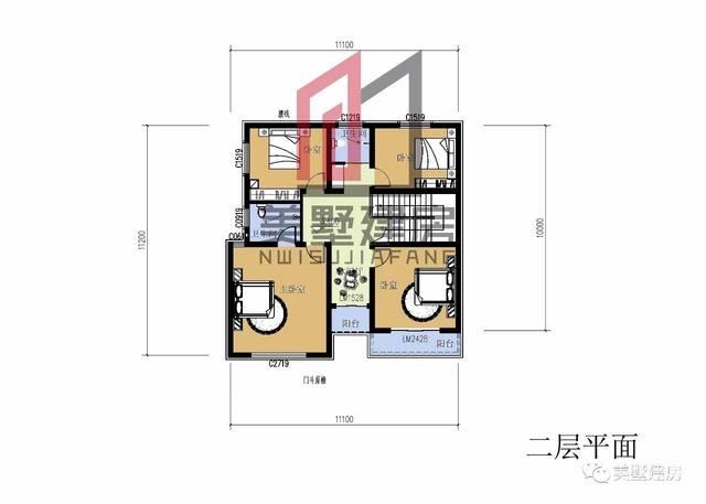 房子內部結構設計圖
