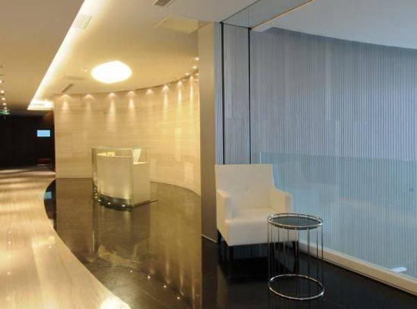 办公楼装修设计案例分析唐山建筑设计师图片