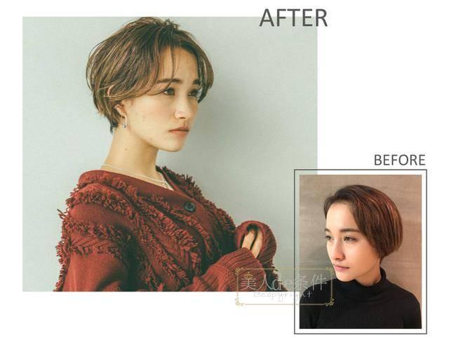 看过日本发型师,才知道tony老师,kevin总监真的弱爆了图片