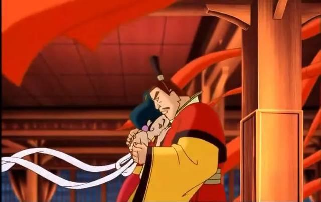 """童年回忆之[哪吒传奇]:苏妲己与纣王 明清时,有了""""改邪归正""""版的"""