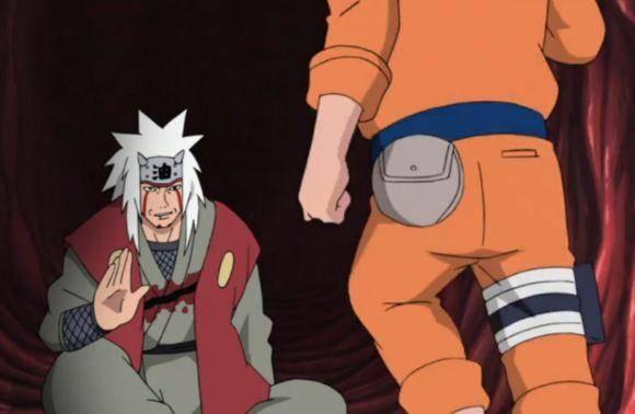 盘点火影忍者中搞笑的穿帮镜头,卡卡西你回头看下背后