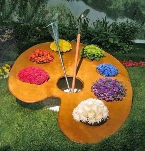 幼儿园春天来了图片植物的变化