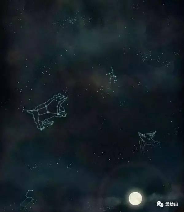 当代最牛皮的8位梦幻手绘彩铅达人,如痴如醉