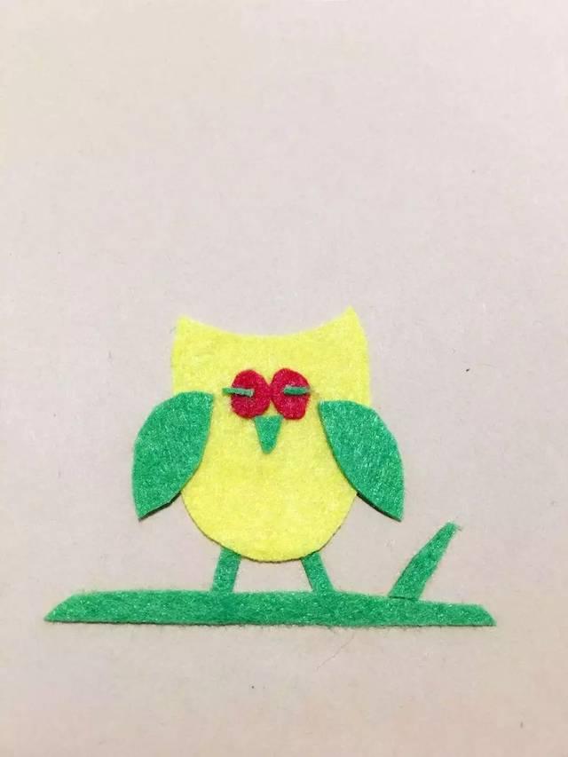 【手工环创】幼儿园布艺手工制作,手工,进卡,吊饰,玩教具全都有!