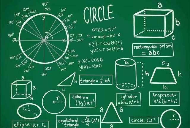 那些学数学的女生们 ▼ 我跟她告白的时候, 只用了一个数学方程式图片