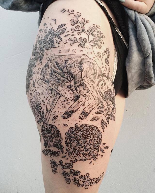 刺青 纹身 640_800 竖版 竖屏图片