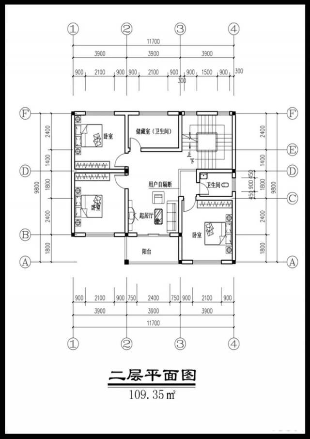 在堂屋设楼梯设计图纸