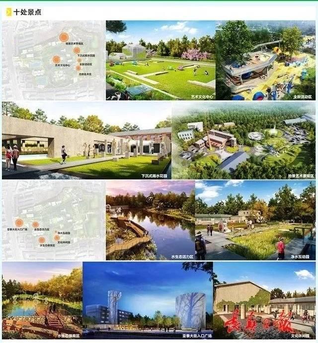 超期待!长春水文化生态园预计10月1日开园图片