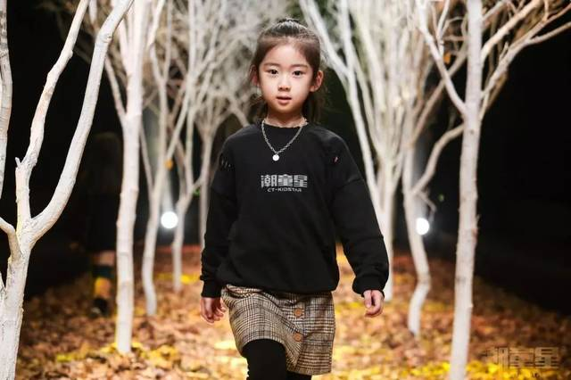 干货| 参赛选手必看!儿童模特t台走姿标准版全示范