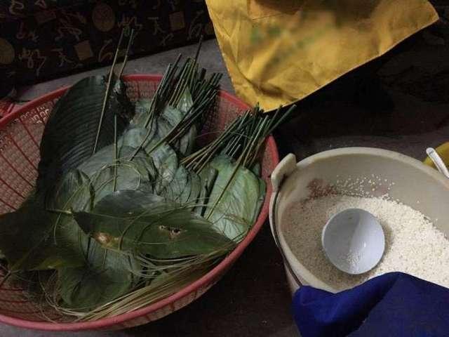 舌尖上的广西,壮乡人的特色粽子美食是这样包的图片