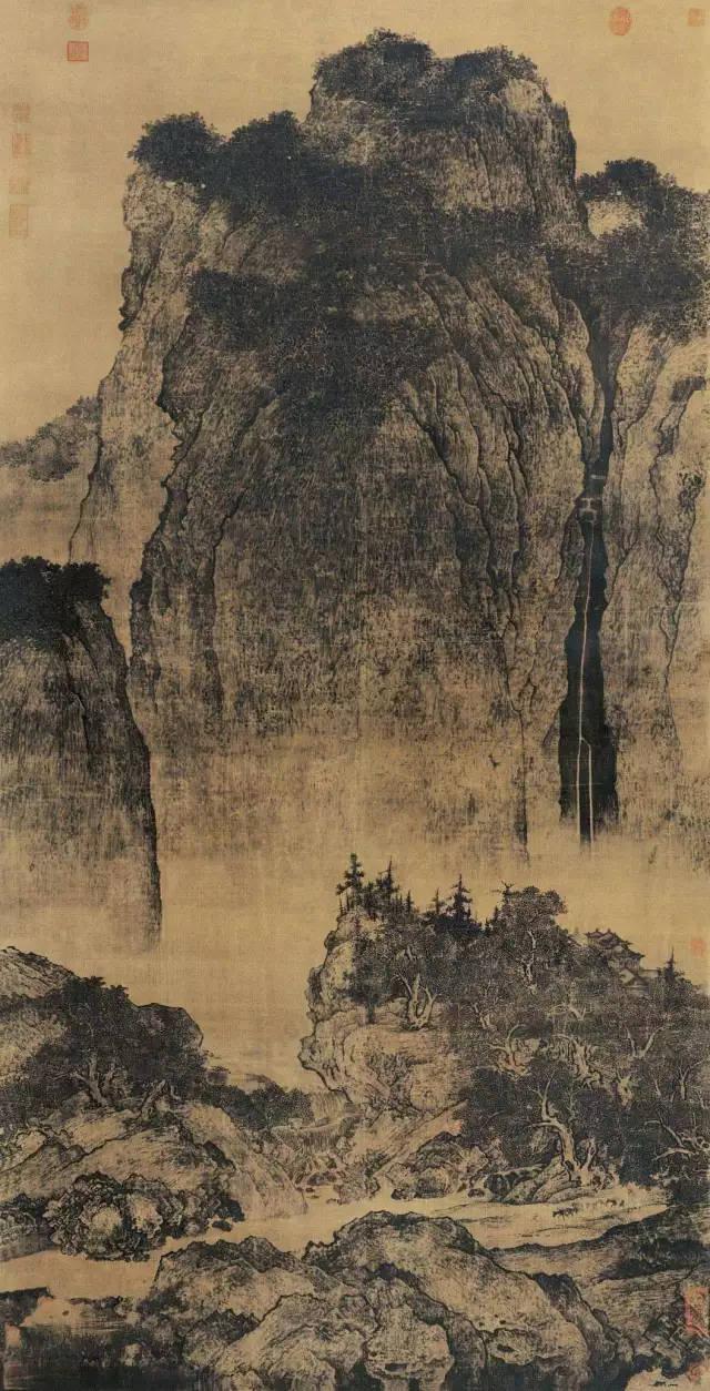 被蒋介石带走的十幅画,每幅代表了一个时代图片