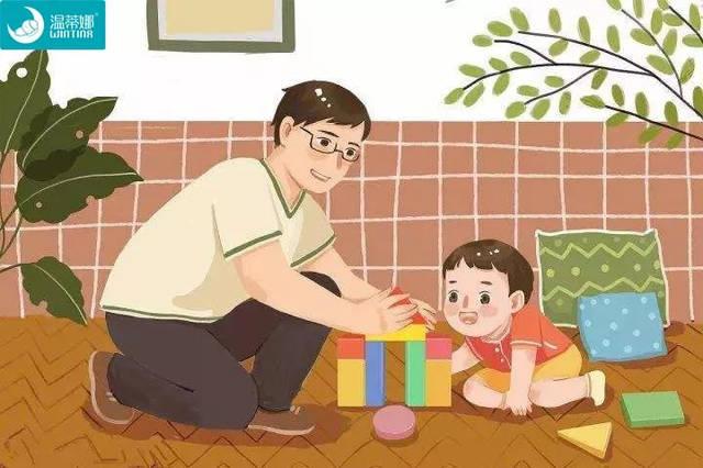 把这篇文章甩给他,让他知道爸爸带孩子的好处图片