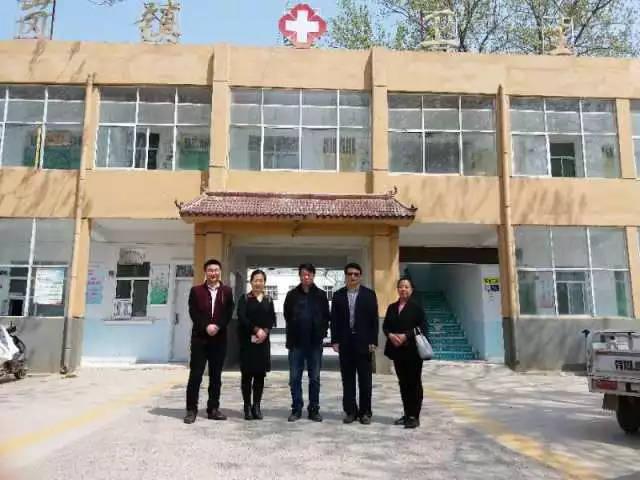 开封市第二人民医院走进杞县葛岗镇卫生院开展对口帮扶工作图片