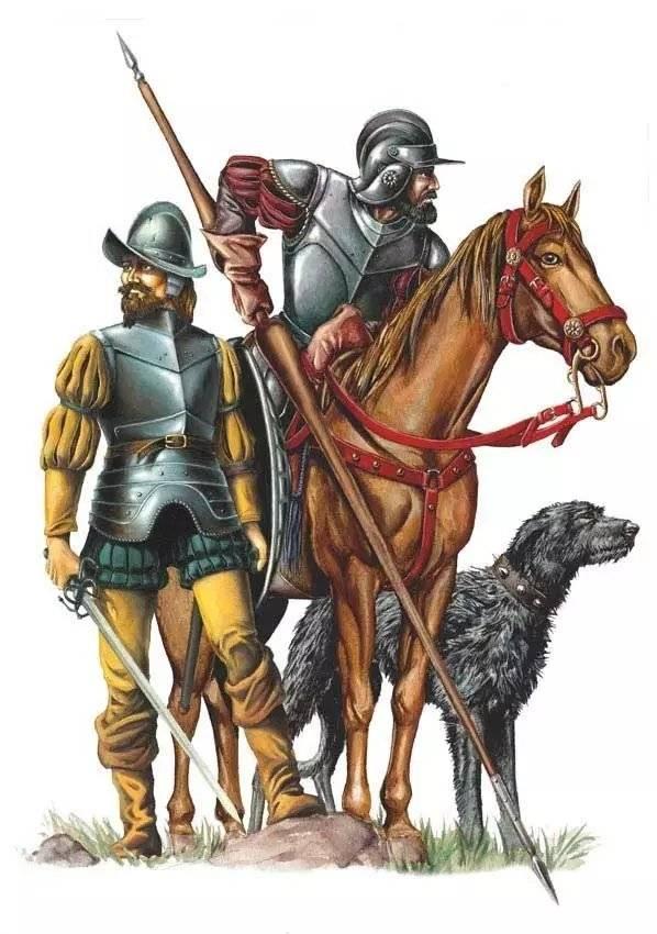 600人充电250万的豪赌:西班牙征服者的传奇插口rav4荣放几个征服人生图片