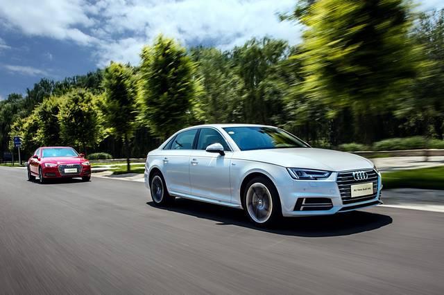 奥迪a4l 3月份销售新车13,492辆,同比大幅增长87.6%图片
