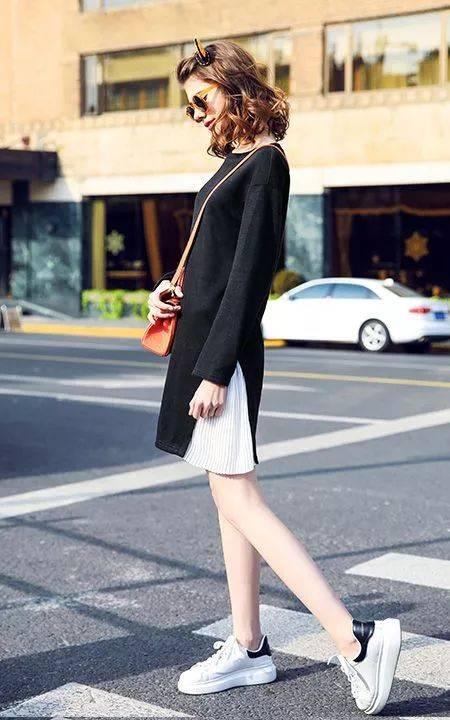 鞋带 各种款式的鞋带改造,是小白鞋提升时尚度的最简单的方法啦!