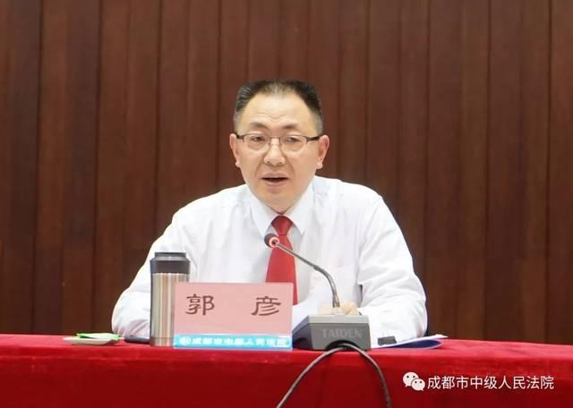 郭彦院长表示,2015年以来,全市法院以执行