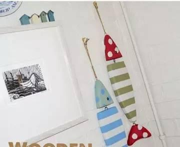 【旧物改造】手工diy漂亮的小鱼挂件玩具