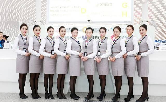 空乘招聘 | 东海航空4月乘务学员招聘-深圳站