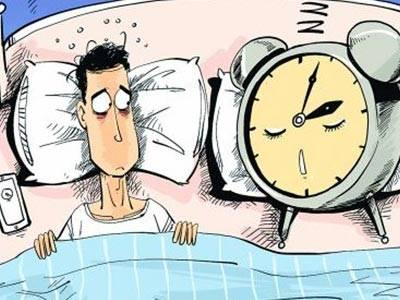 怎么才能不失眠_怎么判断自己是不是失眠: 标准一:躺在床上超过30分钟没有睡着; 标准