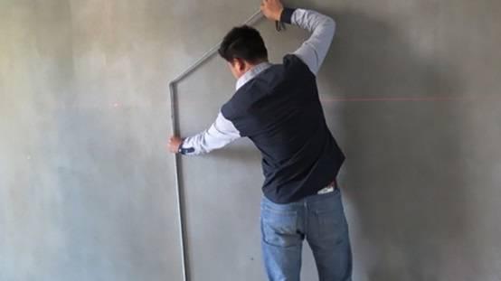 武汉苹果吊顶:四大量房技巧来袭!玻璃装饰必看!装修怎么做装新房的灯槽图片