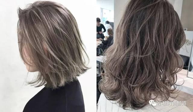 女生头发:4招叫你看肤色找出最合适的发色!