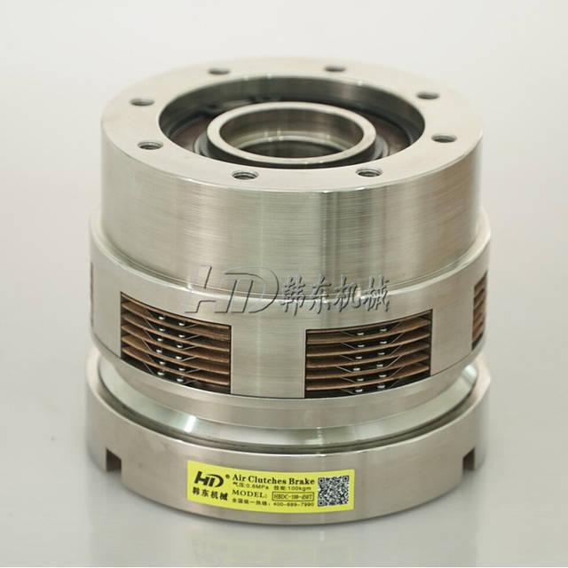 韩东公司研发的气动离合器bdc型适用于重型车辆,结构简单,湿式,干式图片