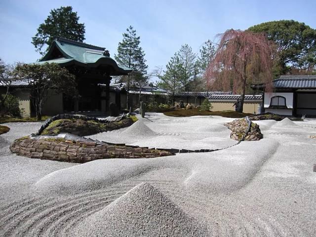 """从""""枯版式""""到""""新山水"""",日式景观设计留白考察和风排版v版式费工信图片"""