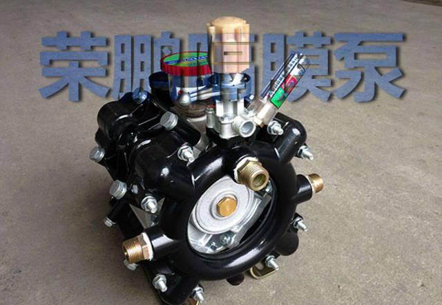 气动隔膜泵空气室的工作原理|荣鹏气动图片