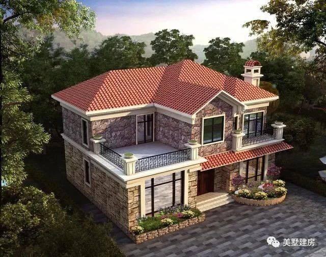 在农村建个小别墅,只有20万,带装修能建一个什么样子的呢?