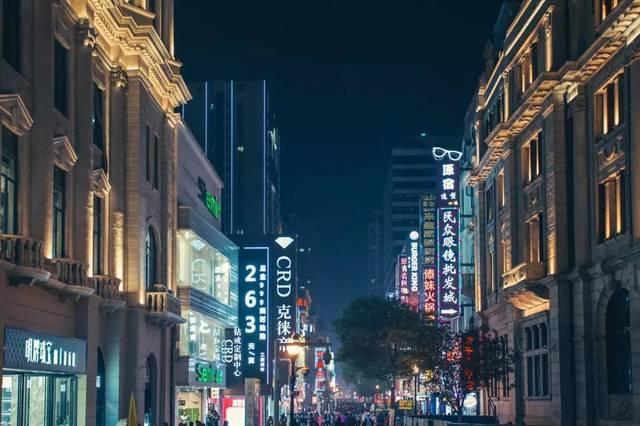 △江汉路步行街